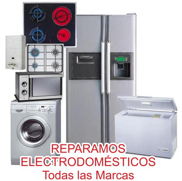 0f214495241 Todos nuestros profesionales se especializan la reparación de  electrodomésticos que pertenecen tanto a marcas conocidas, como a marcas  blancas.